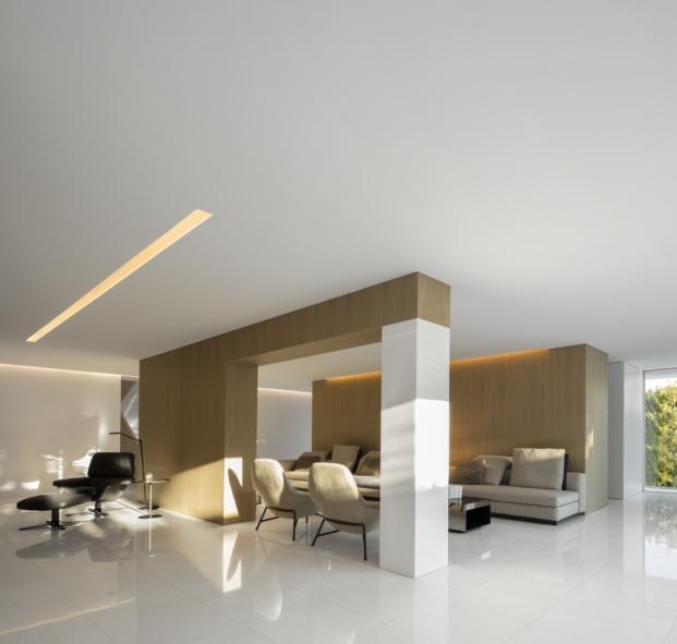 interior de casa en valencia de fran silvestre arquitectos