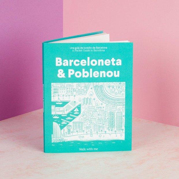 guias y mapas de la Barceloneta y Poblenou de Barcelona en diariodesign