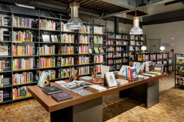 biblioteca en seul por Blacksheep