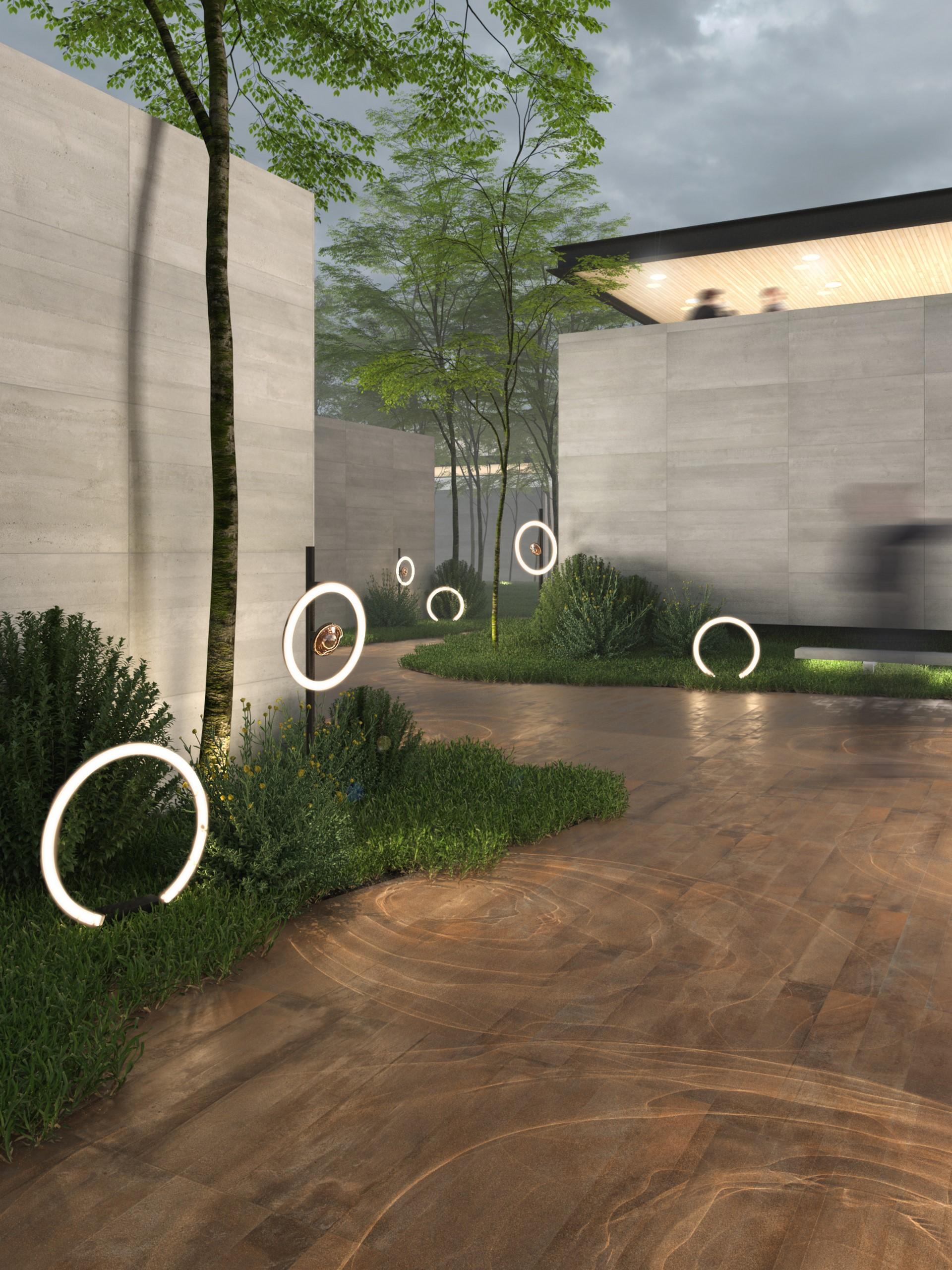 Master en Diseño Sostenible de Producto interiores comerciales en ied barcelona proyecto con artemide