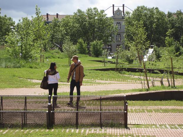 premio fad Jardin Niel en Toulouse