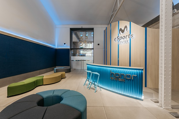 Movistar Gaming Center esports center