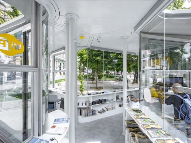 premios de arquitectura porcelanosa José Manuel Sanz Sanz