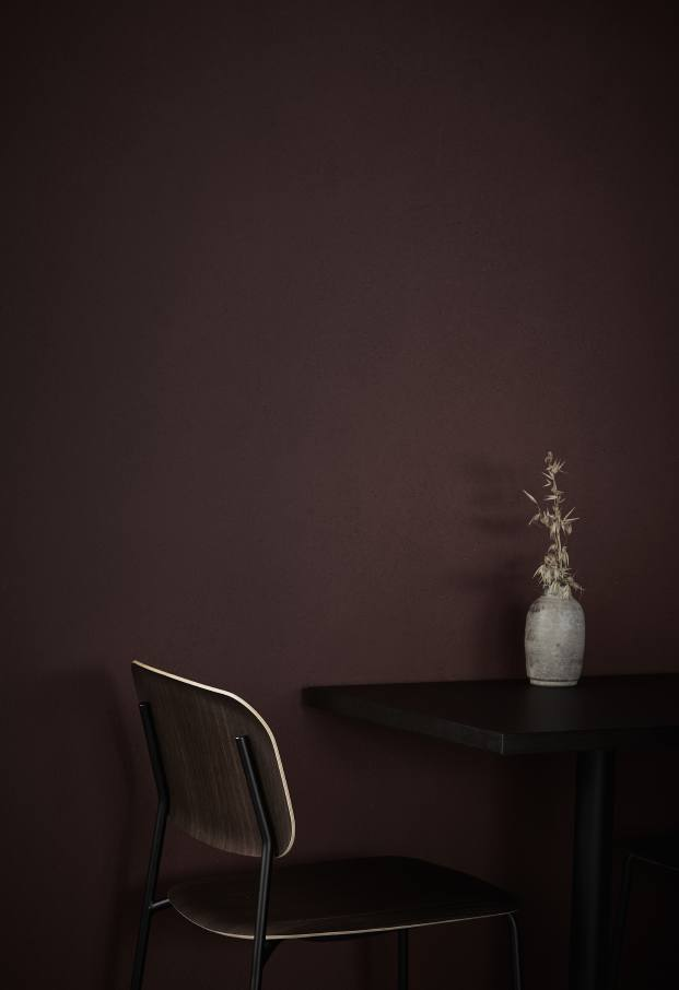 colores nordicos en restaurante en copenhague naervaer de norm architects