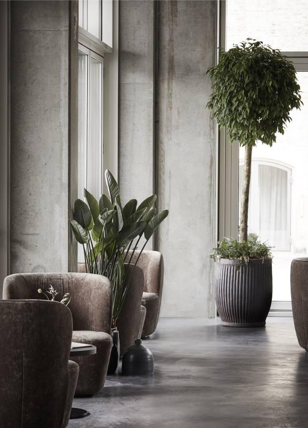 plantas restaurante en copenhague naervaer de norm architects