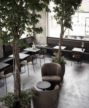 restaurante en copenhague naervaer de norm architects