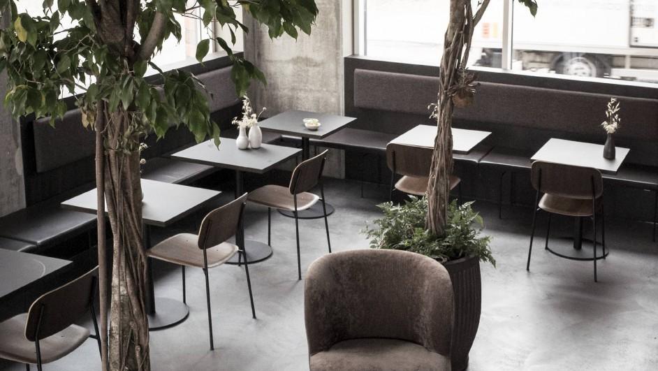 restaurante en copenhague naervaer de norm architects