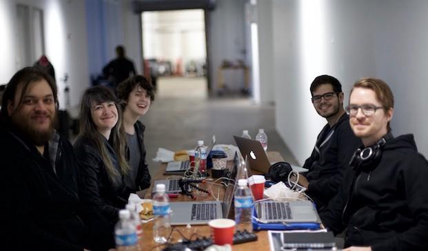 School for Poetic Computation en sónar 2017