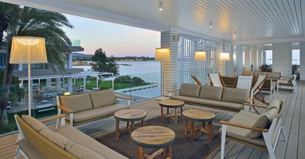 hotel Sol Beach House furgoneta Volkswagen Campervan Suite