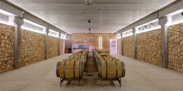 bodega son juliana arquitectura sostenible en diariodesign