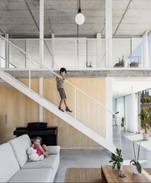 ventanas de aluminio technal casa calders diariodesign