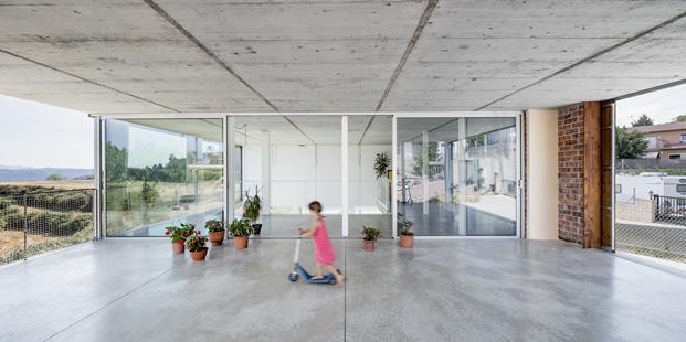 ventansa de aluminio technal
