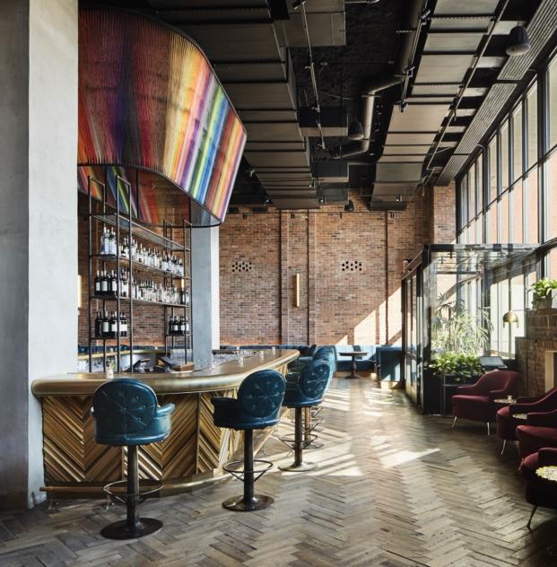 bar hotel Williamsburg en Nueva York