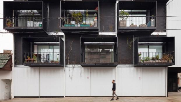 edificio quintana argentina arquitectura modular diariodesign
