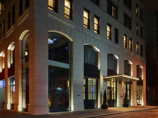 fachada 11 howard hotel nueva york diariodesign