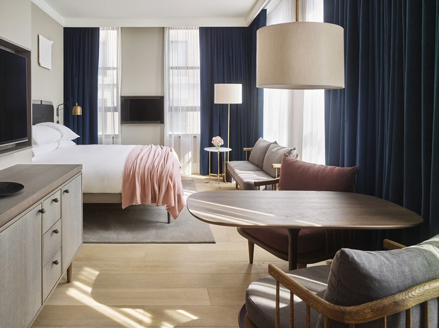 suite 11 howard hotel nueva york diariodesign