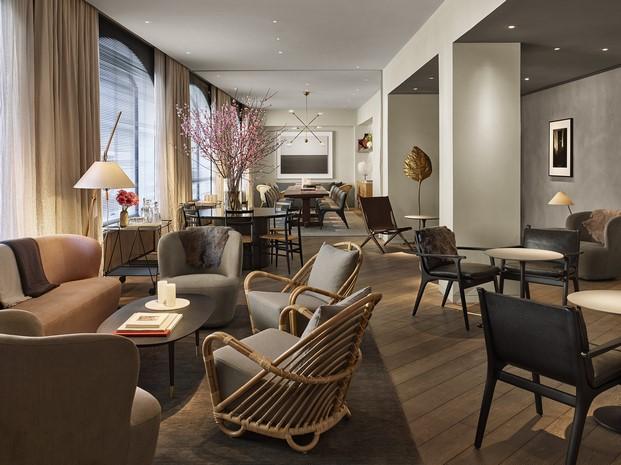 hall 11 howard hotel nueva york diariodesign