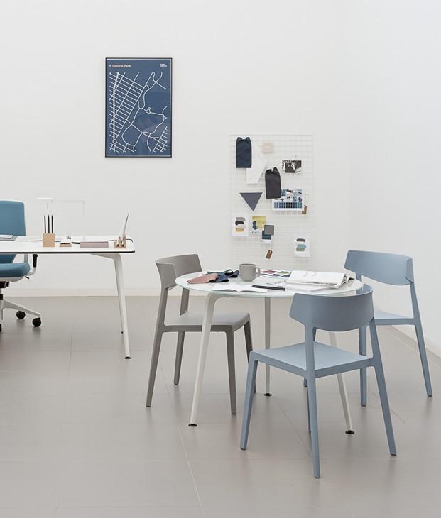 sillas wing mobiliario de oficina Actiu premio nacional de diseño diariodesign