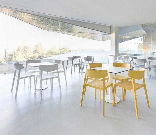sillas mobiliario de oficina Actiu premio nacional de diseño diariodesign