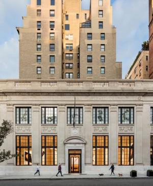Apple en nueva york Upper East Side