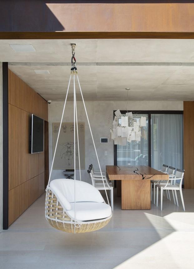 pequeño dúplex BC Architecs en Brasil