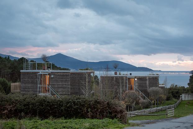 Cabanas de Brona Salgado e Linares arquitectos Premios FAD 2017 diariodesign