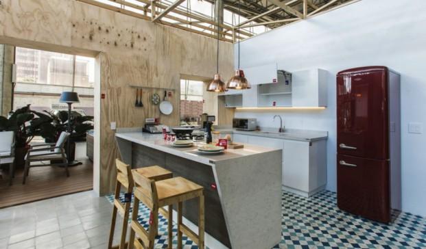 casas modulares para ferias diariodesign