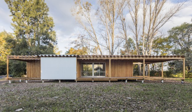 casas modulares de madera diariodesign
