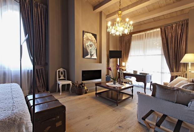 casa rural Hotel La Vella Farga en el solsones