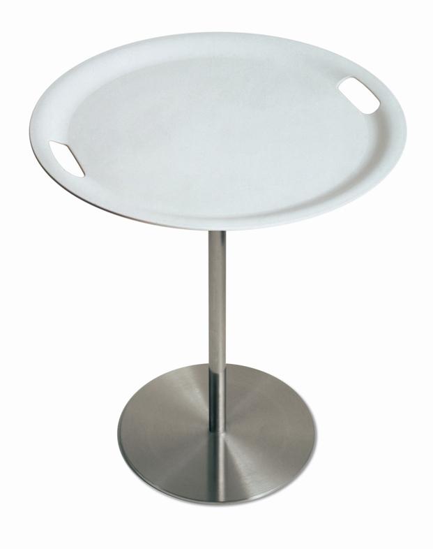 Op-La Table de Alessi de Jasper Morrison en la exposicion Thingness Bauhaus en Berlin diariodesign