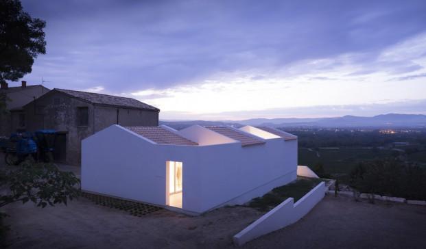 la casa tranquila en como es una casa moderna diariodesign
