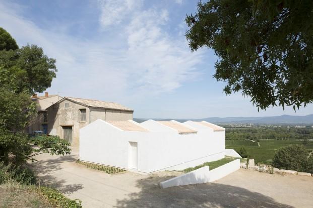 casas minimalistas con vistas en francia
