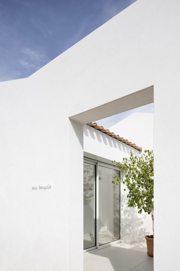 casas minimalistas de artebalo en francia