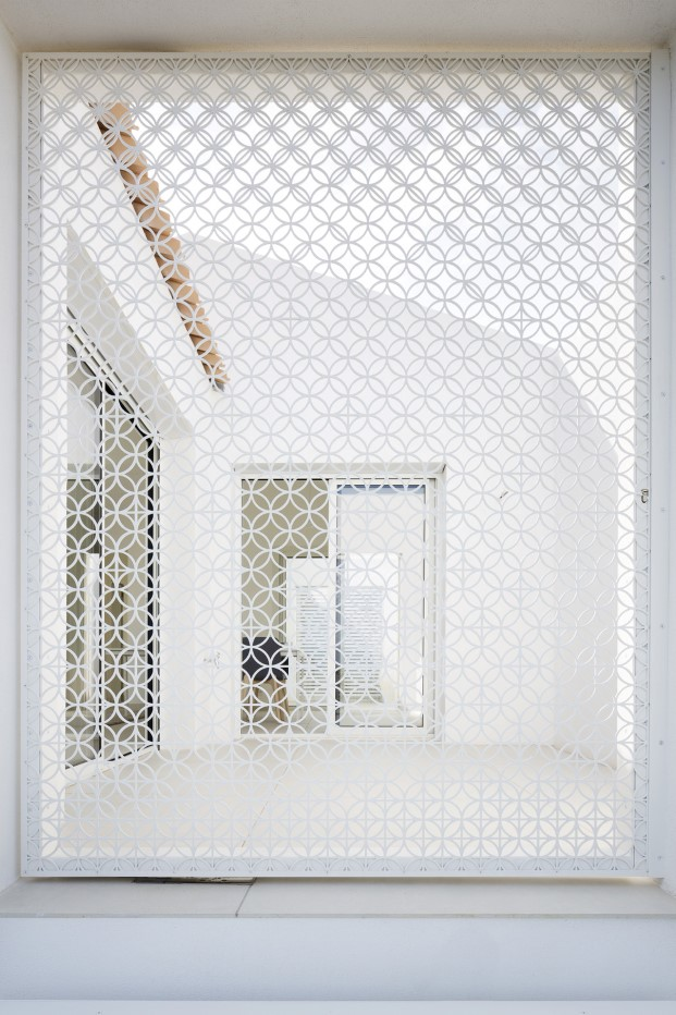 patios interiores de casas minimalistas proyecto artebalo en francia