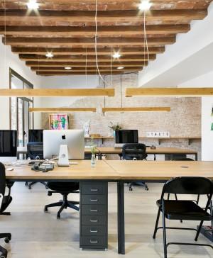 rehabilitación de oficinas en barcelona de wilma Blein diariodesign
