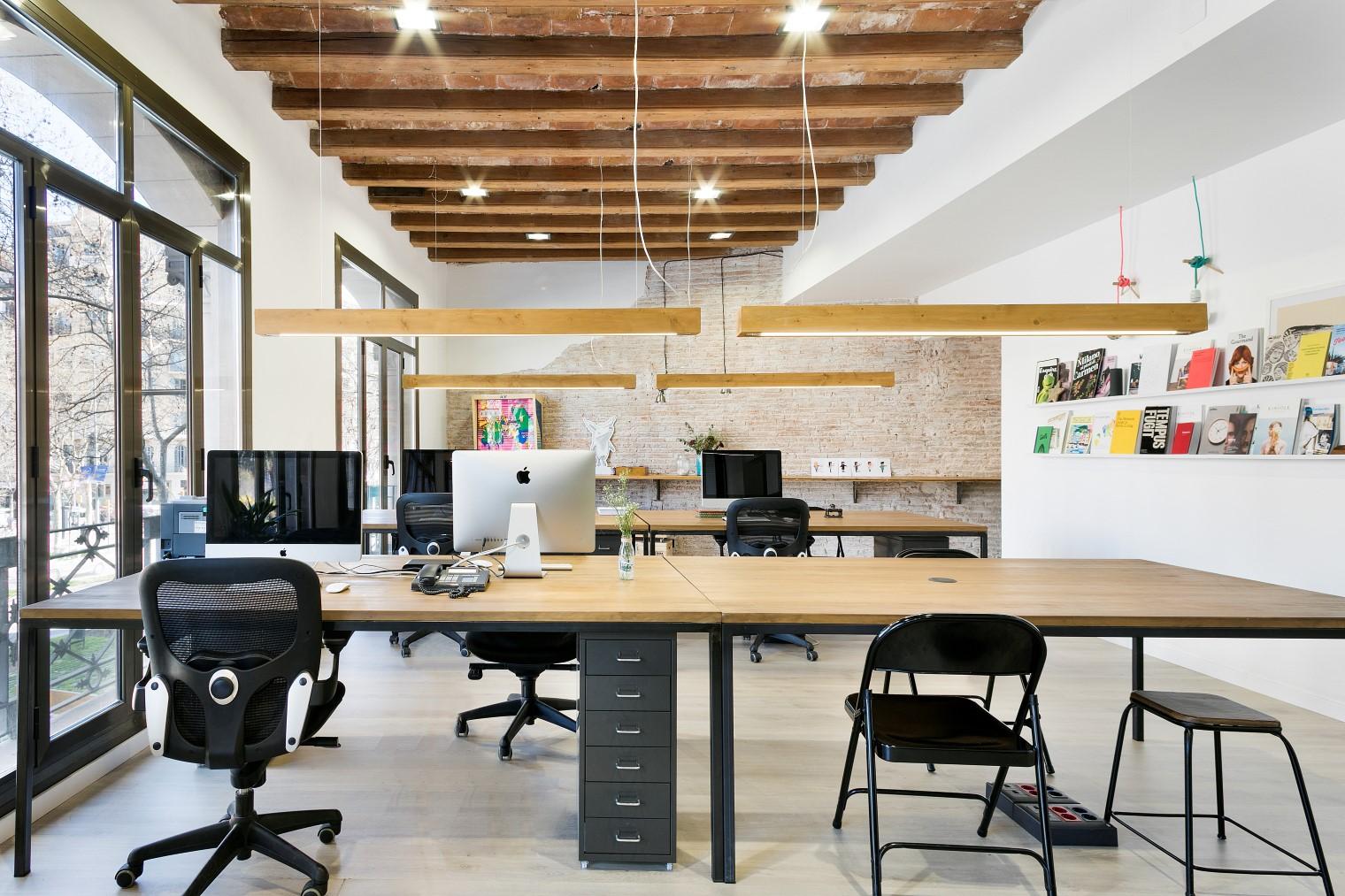 Rehabilitaci n de oficinas de wylma blein for Oficinas de pelayo en barcelona