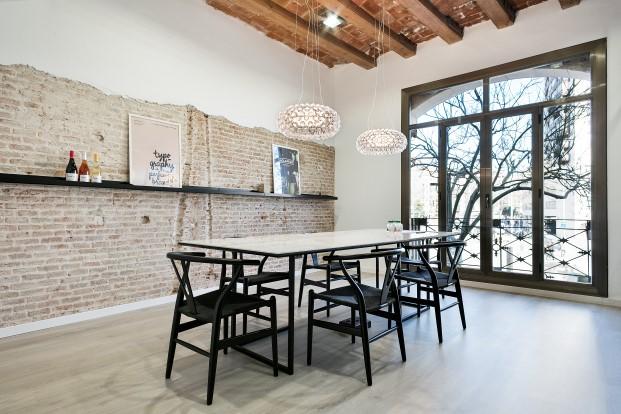 interior rehabilitación de oficinas en barcelona diariodesign