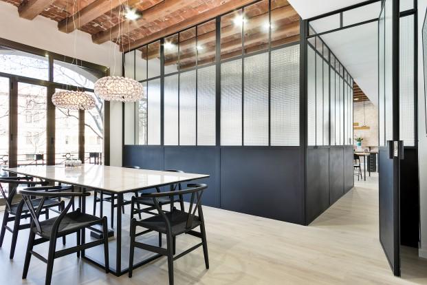 rehabilitación de oficinas en barcelona diariodesign