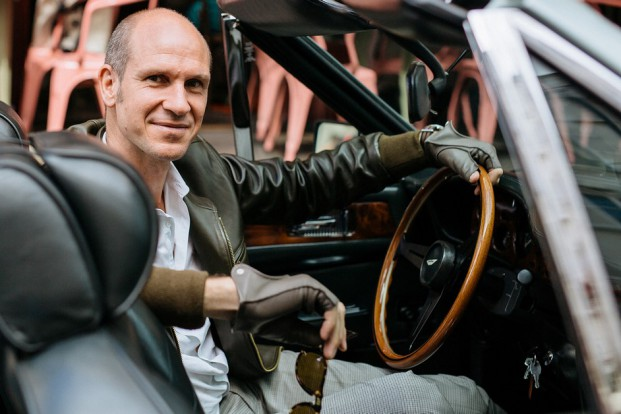 automóviles accesorios de Tristan auer creador del año de maison objet diariodesign