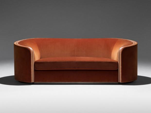 Sofá para Holly Hunt Tristan auer creador del año de maison objet diariodesign