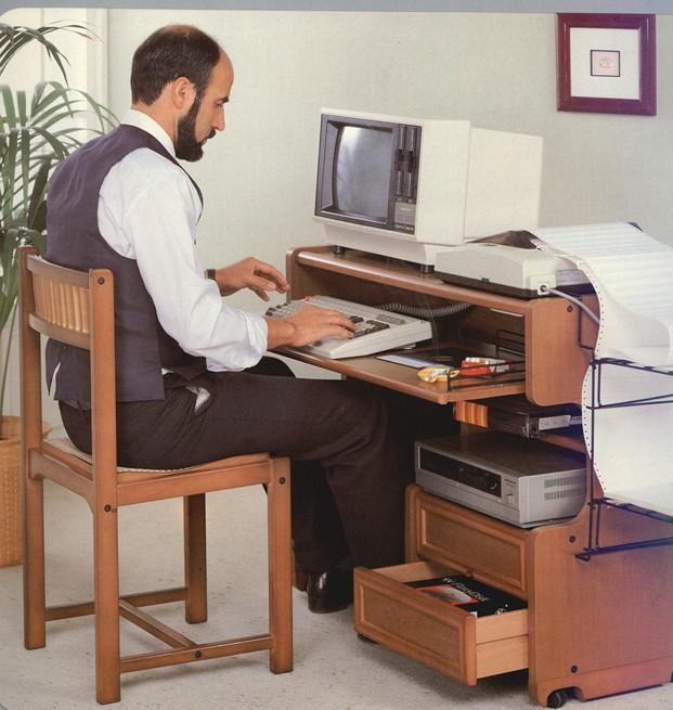 mesa ordenador mobiliario de oficina Actiu premio nacional de diseño diariodesign