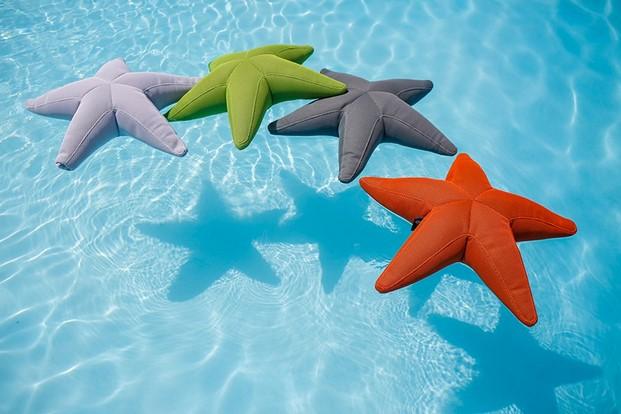Star Fish diseños en colchonetas para verano en diariodesign