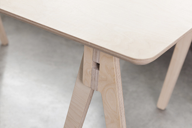 detalle mesa opendesk design furniture DiarioDesign
