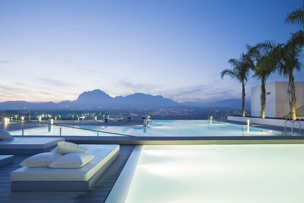 piscina exterior sha wellness clinic resort alicante colchones khama diariodesign
