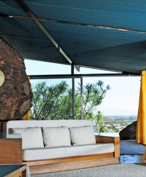 casa en el desierto del arquitecto albert frey en diariodesign