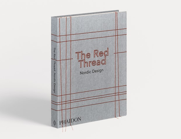 el diseño nórdico libro The Red Thread Nordic Design Phaidon