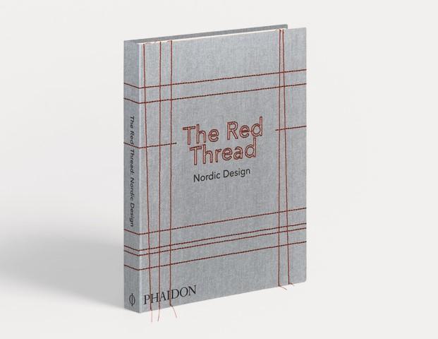 el diseño nórdico libro The Red Thread Nordic Design Phaidon