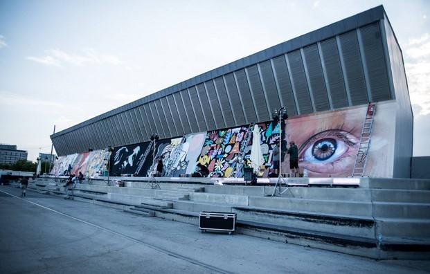 the creative wall barcelona arte urbano diariodesign