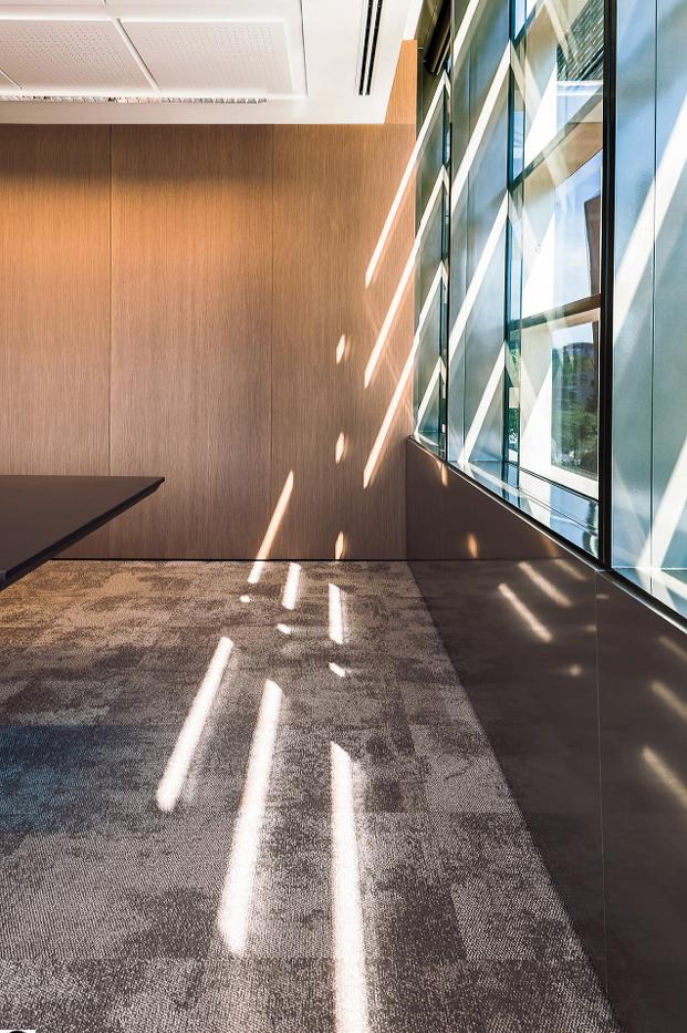 ventanas oficinas de cuatrecasas abogados en barcelona de GCA architects