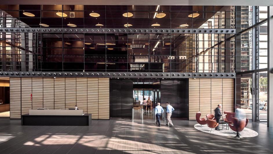 Torre Cuatrecasas abogados GCA Architects Barcelona diariodesign